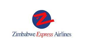 Zimbabwe express airlines logo
