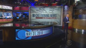 CBS Evening News Open 31-05-2016