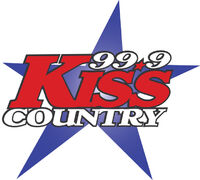 WKIS 99.9 Kiss Country