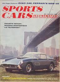 Sport Cars Illustrated