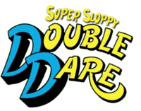 Super Sloppy Double Dare 1987 logo