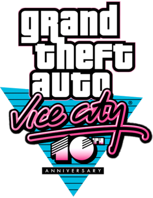 Grand Theft Auto - Vice City (Anniversary)