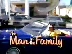 The man in the family