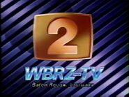 WBRZ-TV Channel 2 ID 1983