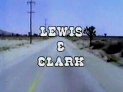 Lewis and clark-show