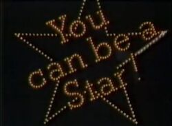 You Can Be a Star!