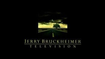 Jerry Bruckheimer Television logo