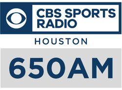 KIKK CBS Sports 650 2016