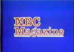 NBC Magazine