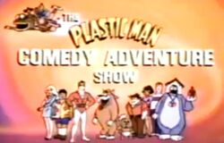 The Plastic Man Comedy Adventure Show 2