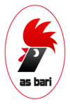 AS Bari logo (red outline)