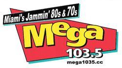 WMGE Mega 103.5