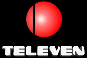 Logo de televen - el nuevo canal 1988 con sombra