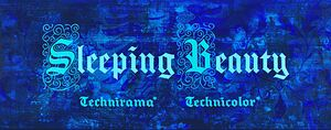 Sleeping Beauty 1959 Logo