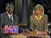 WBRC-TV's Channel 6 News at 10 video open from January 2, 1996