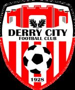 Derry City FC logo