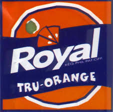 Royal Tru orange old