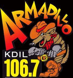 KDIL 106.7 The Armadillo