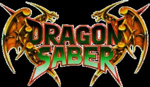 Dragon saber logo by ringostarr39-d72bmdi