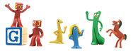 Google Art Clokey's 90th Birthday