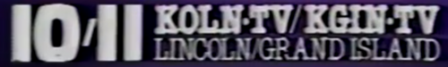 KOLN-KGIN 1980s