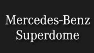 Mercedes-Benz Superdome logo