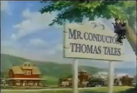 Mr. Conductor's Thomas Tales