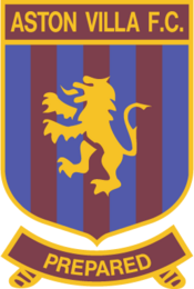 Aston Villa FC logo (1992-2000)