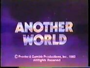 Another World Video Close From 1983