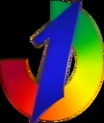 Logo BRT TV1 1995