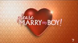 Please Marry My Boy
