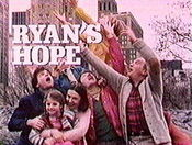 Ryan's Hope Open From March 1983