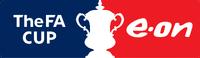 The FA Cup logo (EON sponsor, 2006-2011)