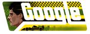 Ayrton Senna Doodle
