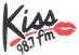 WRKS-FM 1981 radio logo