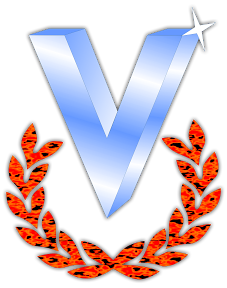 Archivo:Logo de venevision 1981-1985 sin texto con sombra.png