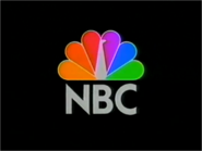 NBC logo peacock
