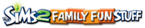 The Sims 2 - Family Fun Stuff (Horizontal)