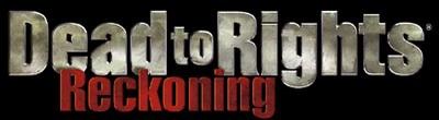 Deadtorights reckoning logo
