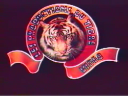 Les Productions du Tigre Video Logo