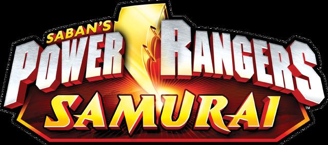 File:Power Rangers Samurai Logo.png