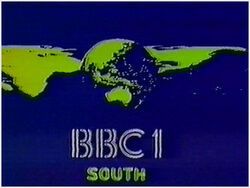 BBC 1 1981 South