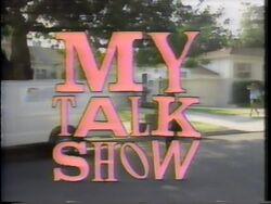 My talk showlogo