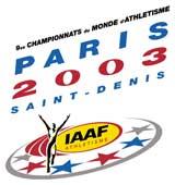 Paris IAAF 2003
