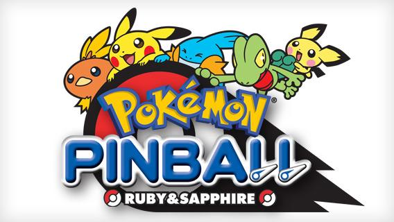 Pokémon Pinball Ruby Sapphire