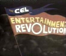 The CEL Entertainment Revolution (Logo 2)