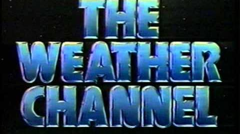 The Weather Channel's Video ID from Mid-1983