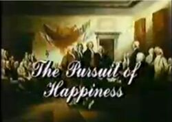 The Pursuit of Happiness Intertitle