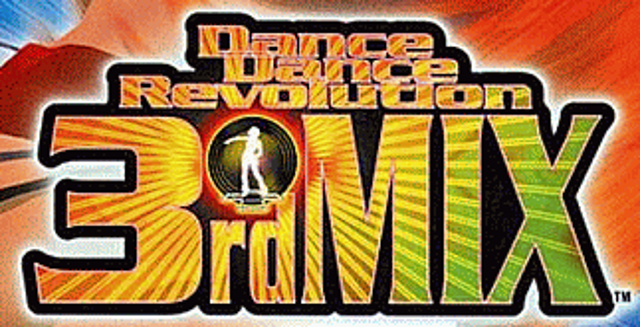 DDR 3rd Mix Logo