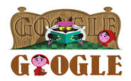Google 200th Anniversary of Grimm's Fairy Tales (Storyboards)